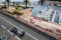 Yuki Tsunoda, AlphaTauri, Monaco, 2021