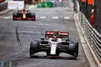 Antonio Giovinazzi, Alfa Romeo, Monaco, 2021
