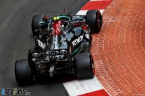 Valtteri Bottas, Mercedes, Monaco, 2021