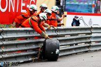 Mick Schumacher, Haas, Monaco, 2021