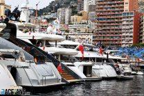 Yachts, Monaco, 2021
