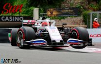 Nikita Mazepin, Haas, Monaco, 2021
