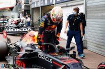 Max Verstappen, Red Bull, Monaco, 2021