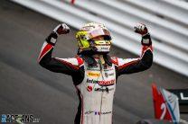 Theo Pourchaire, Formula 2, Monaco, 2021