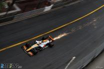 Daniel Ricciardo, McLaren, Monaco, 2021