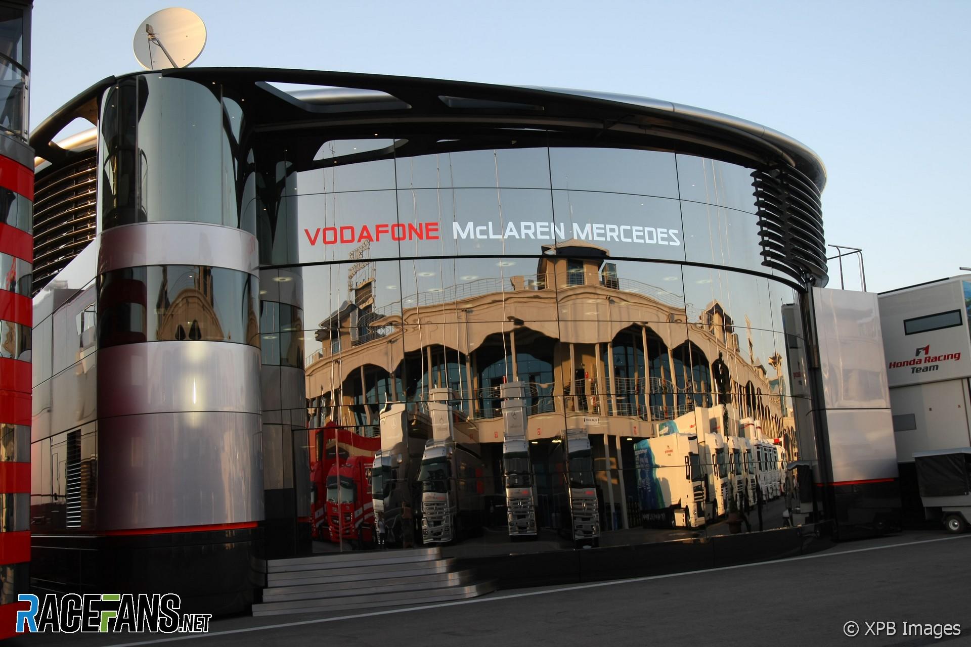 McLaren Brand Centre, Istanbul, 2007