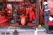 Leclerc fails to start Monaco Grand Prix despite overnight repairs