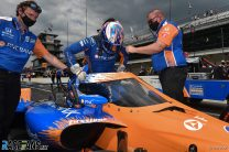 Don't tell me how aggressive my set-up is, Dixon told team before pole-winning run
