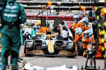Norris 'pretty worried' as confidence in car ebbed after pit stop