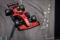 "Second ""doesn't taste as good as it should"" for Ferrari – Sainz"