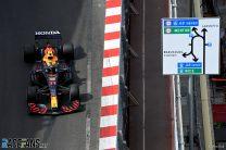 Sergio Perez, Red Bull, Monaco