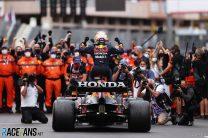 "Verstappen feels ""a bit of redemption"" after first Monaco win"