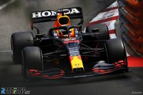 2021 Monaco Grand Prix race result