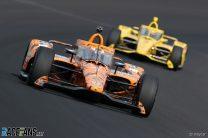 Felix Rosenqvist, McLaren SP, Indianapolis Motor Speedway, 2021
