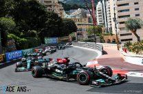 Hamilton: Mercedes' Monaco struggle bodes well for other tracks