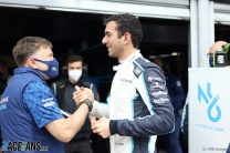 Risk of late call on 2022 drivers not a concern for Williams