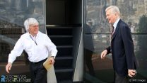 Ecclestone's fondest memories – and one regret – of 'brother' Mosley