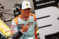 Why F1's midfield star of 2021 has committed his future to McLaren