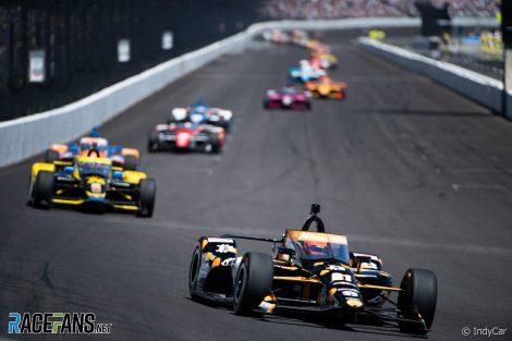Rinus VeeKay, Carpenter, Indianapolis 500, IndyCar, 2021