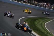 We weren't fast enough, O'Ward admits after losing third on last lap
