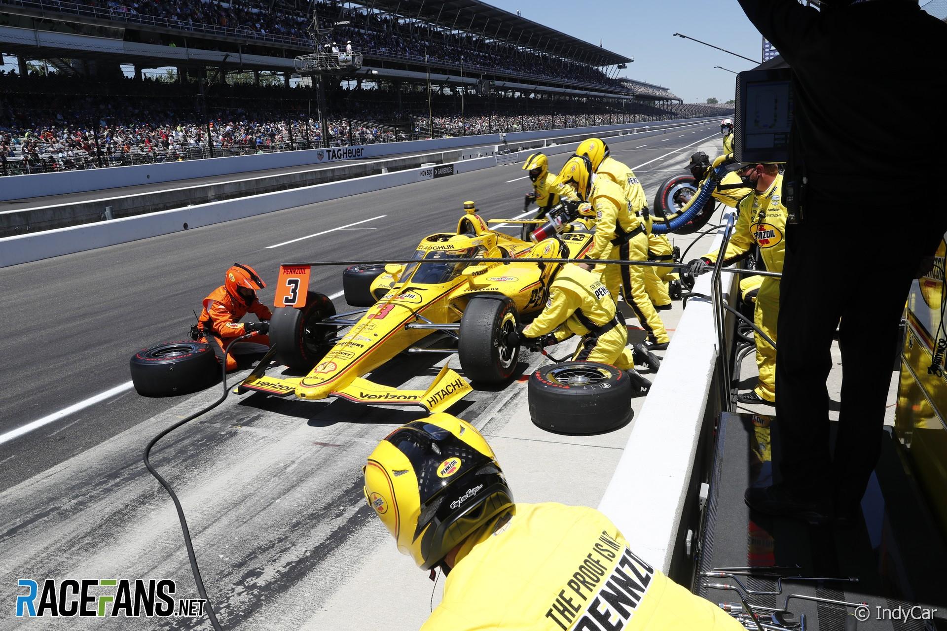 Scott McLaughlin, Penske, IndyCar, Indianapolis 500, 2021