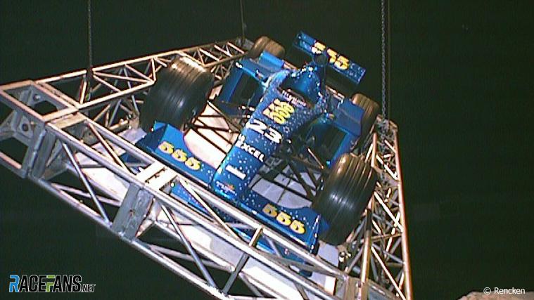 Original 1999 BAR livery