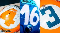 Eight drivers reveal special Monaco Grand Prix helmets for 2021