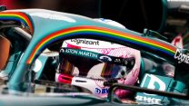 Vettel: UEFA wrong to block pride flag on political grounds