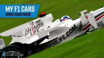 Coulthard on the CVT Williams, McLaren's little-known tricks and Newey's first Red Bulls