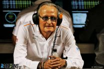 Farewell to a man whose passion for competition shaped McLaren and F1