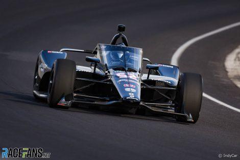 Cody Ware, Coyne, IndyCar, Indianapolis, 2021