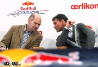 Red Bull Racing, Technical Partner Announcement