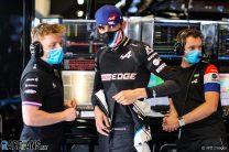 """Ocon spurred on by reunion with """"young, hungry"""" engineers from Manor days"""