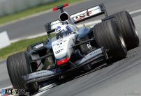 F1 in Montreal, Training am Donnerstag, David Coulthard