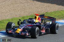 Formula 1 Testing, Jerez