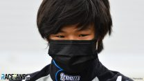 Mercedes sign 13-year-old Chinese kart racer Cui to junior team
