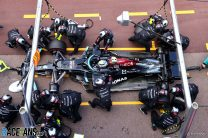 Bottas surprised Wolff suggested he was at fault in botched Monaco GP pit stop