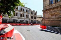 Tour huit, Circuit de la ville de Bakou, 2021