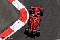 Carlos Sainz Jnr, Ferrari, Baku City Circuit, 2021