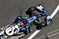 2021 Azerbaijan Grand Prix practice in pictures