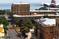 Daniel Ricciardo, McLaren, Baku City Circuit, 2021