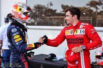 Motor Racing – Formula One World Championship – Azerbaijan Grand Prix – Qualifying Day – Baku, Azerbaijan