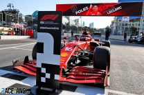 Ferrari believe they 'won't have pace to win' after surprise pole