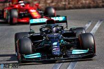 Lewis Hamilton, Mercedes, Baku City Circuit, 2021
