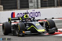 Ticktum was wrong to attempt three-wide pass, stewards rule