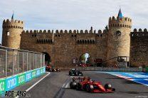 Charles Leclerc, Ferrari, Baku City Circuit, 2021