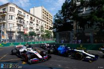 Mick Schumacher, Haas, Baku City Circuit, 2021