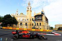 2021 Azerbaijan Grand Prix championship points