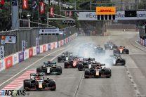 Rate the race: 2021 Azerbaijan Grand Prix