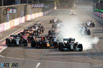 """The red flag rule change which may prevent teams """"bickering"""" after Azerbaijan"""